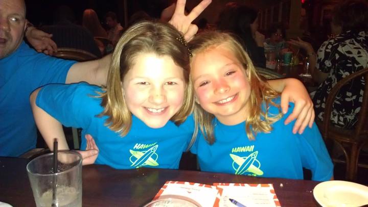 Cousins Reunited T-Shirt Photo