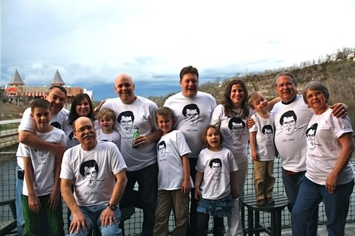Dad's 70th T-Shirt Photo