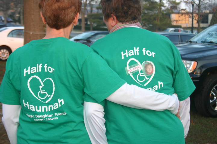 Half For Haunnah T-Shirt Photo