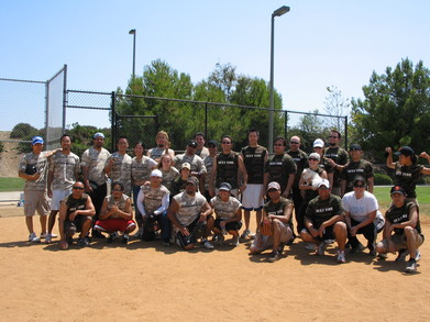 2nd Annual Good Times Softball & Bbq Jam T-Shirt Photo