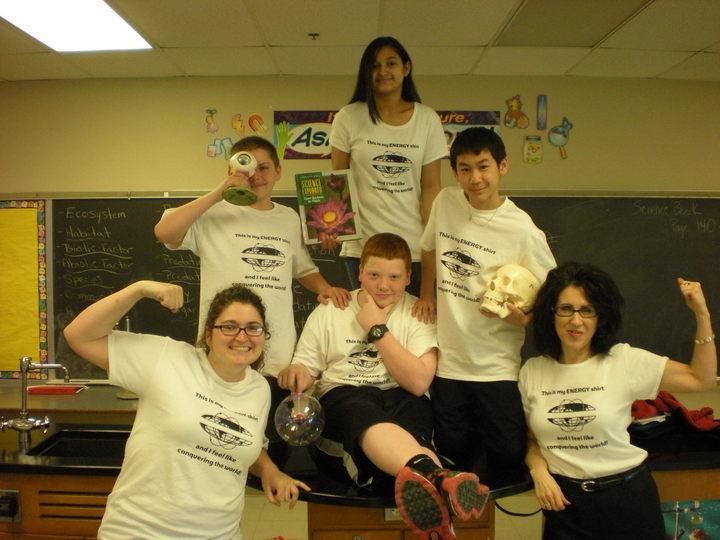 The Energy Team T-Shirt Photo