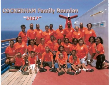 "Cockerham Family Reunion ""2007"" T-Shirt Photo"