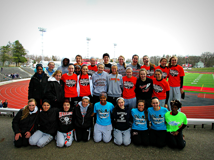 Harlem Sprints And Distance Unite To Take Wins! T-Shirt Photo