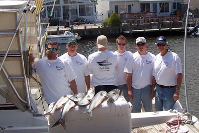 Kaylee Chris Fishing Team T-Shirt Photo