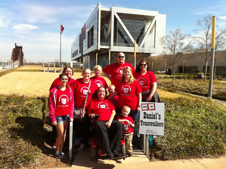 Arkansas Walk To Defeat Als T-Shirt Photo