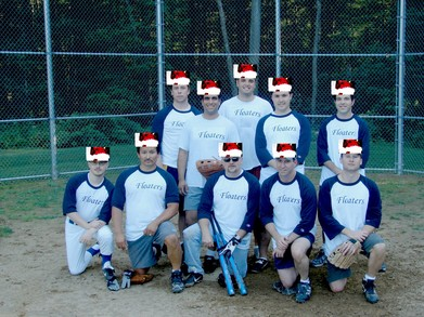 A Floaters X Mas T-Shirt Photo