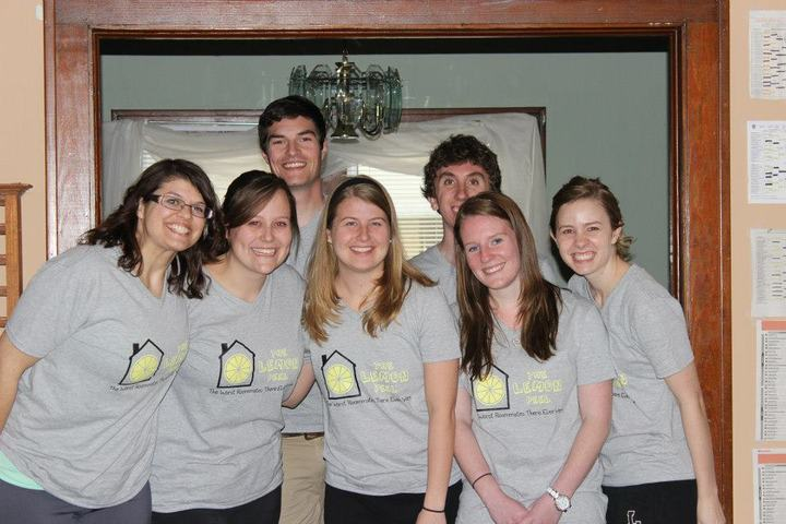 The Lemon Peel : The Worst Roommates There Ever Were! T-Shirt Photo