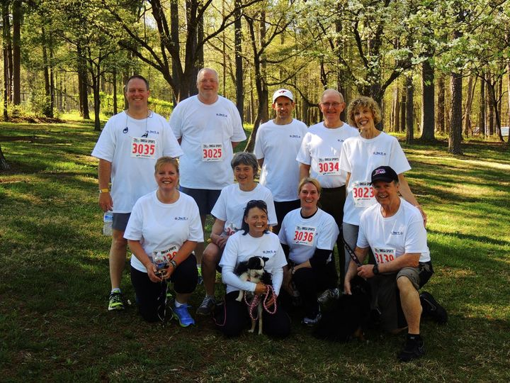 Star H 5 K Team T-Shirt Photo