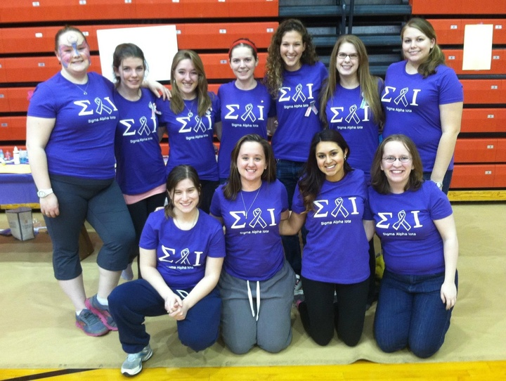 Sai At Relay For Life T-Shirt Photo