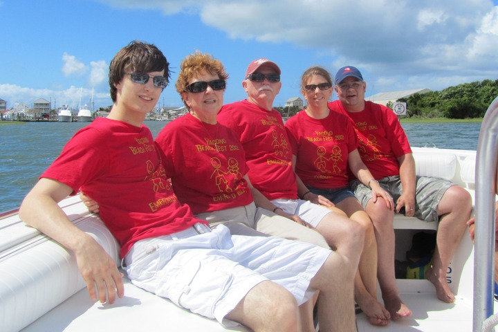 Yacono Beach Fest 2012 T-Shirt Photo