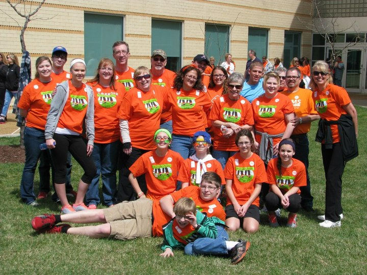 Pamela's Team Walk Ms 2013 T-Shirt Photo