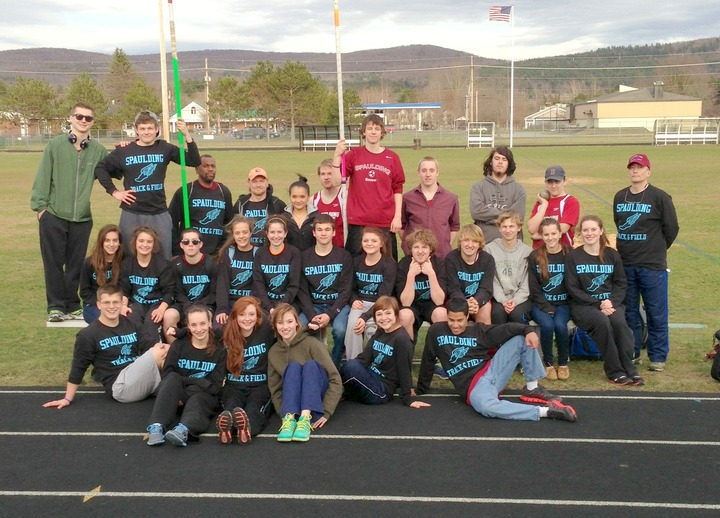Long Sleeves Were Perfect For Windy Track Meet T-Shirt Photo