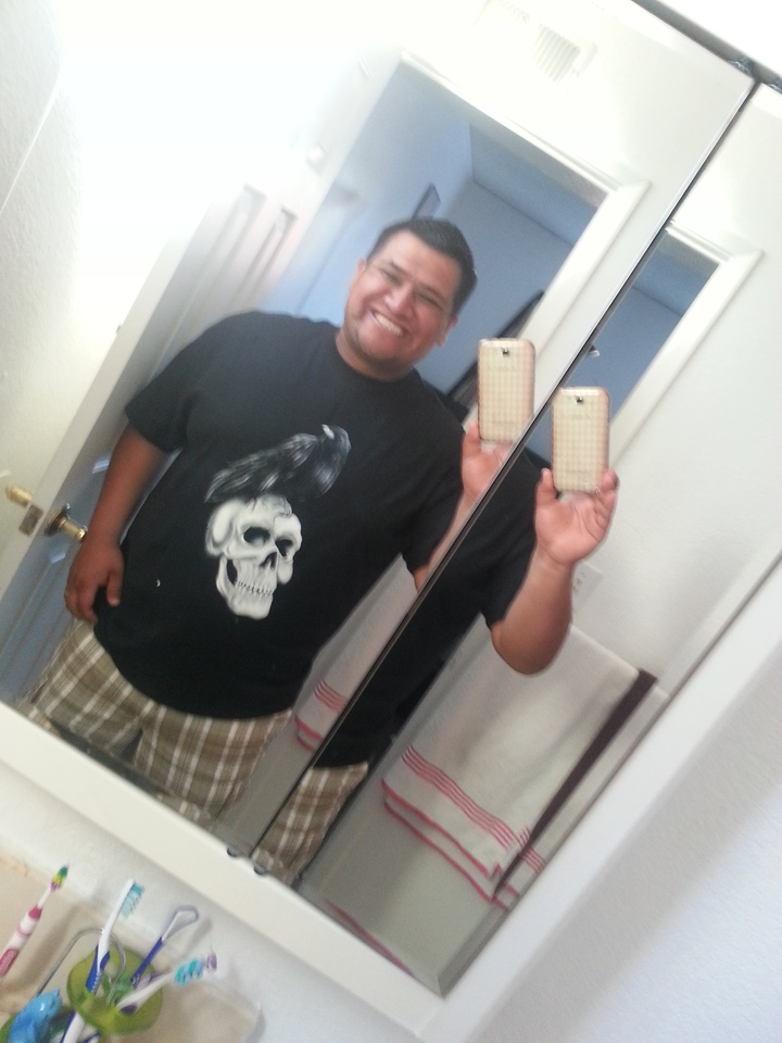 Skull And Raven T-Shirt Photo