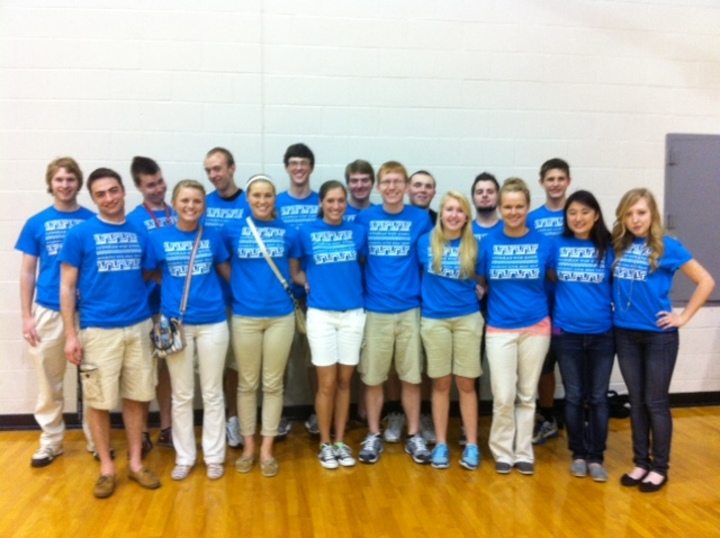 Lutheran High School Academic Super Bowl Team T-Shirt Photo