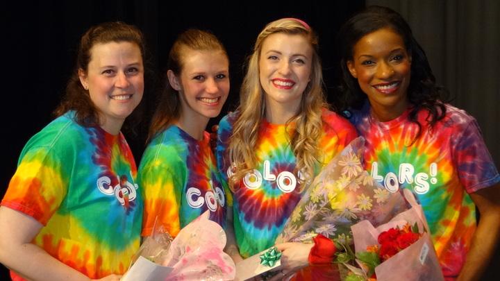 Aberdeen Dance Teachers T-Shirt Photo