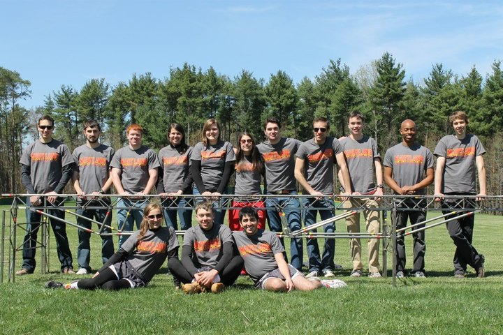 Mid Atlantic Region Steel Bridge Competition T-Shirt Photo