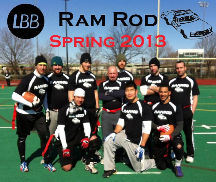 Team Ram Rod T-Shirt Photo