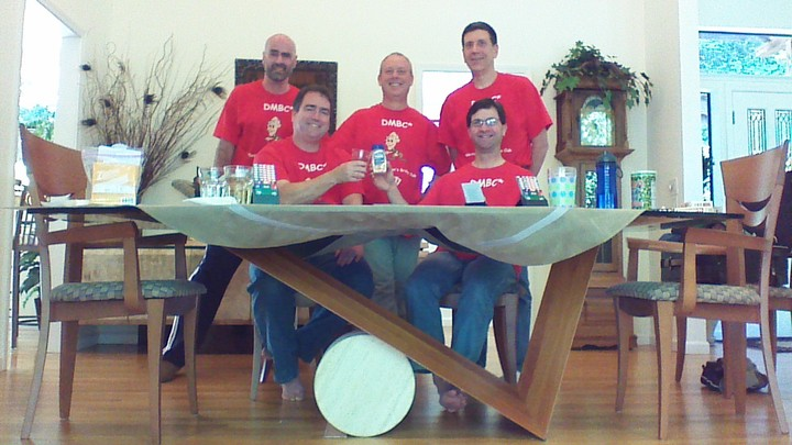 The Dmbc Guys T-Shirt Photo