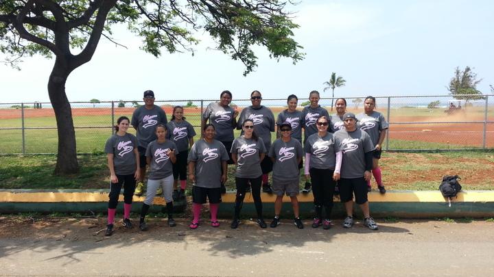 Team Chance 'um 2013 T-Shirt Photo