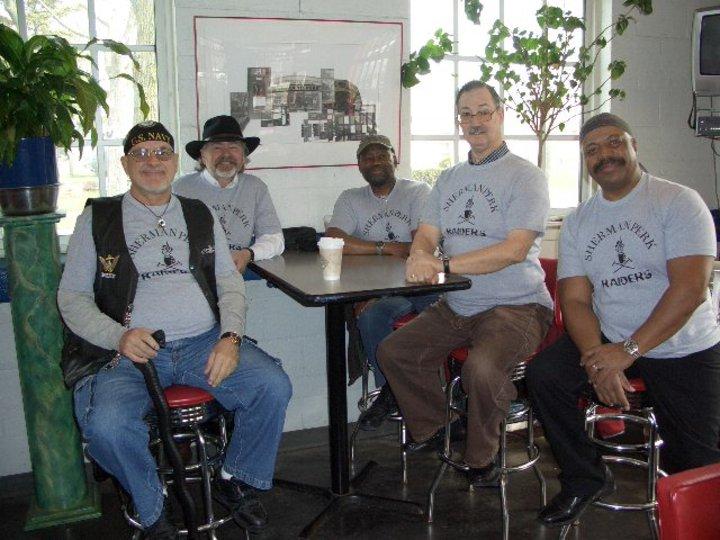 Sherman Perk Raiders T-Shirt Photo