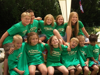 Camp Harris T-Shirt Photo