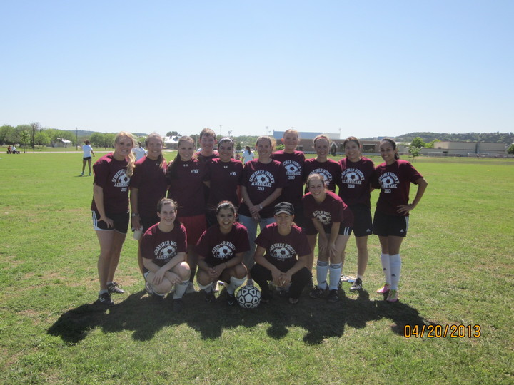 Schreiner Womens Alumni Team T-Shirt Photo