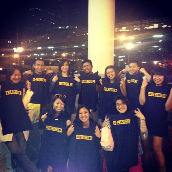 Eboard, We Did It! T-Shirt Photo