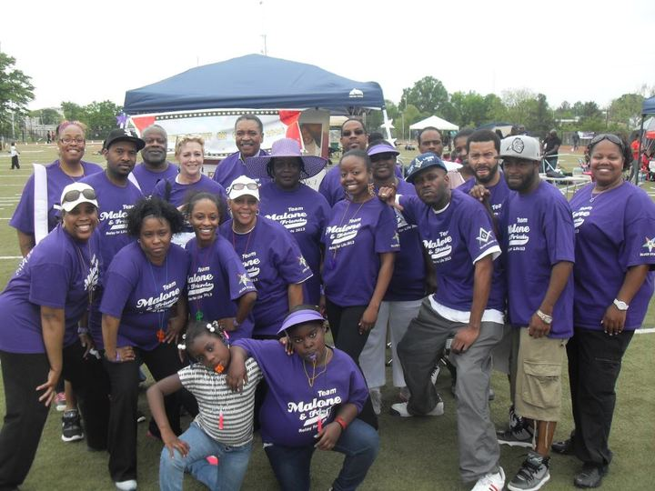Relay For Life Of South Fulton 2013 T-Shirt Photo
