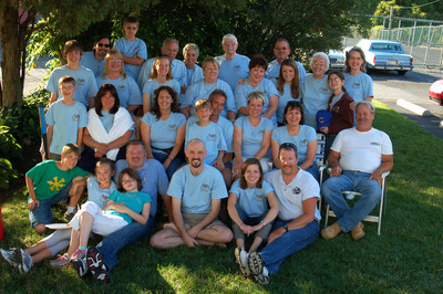 Baghead Reunion T-Shirt Photo