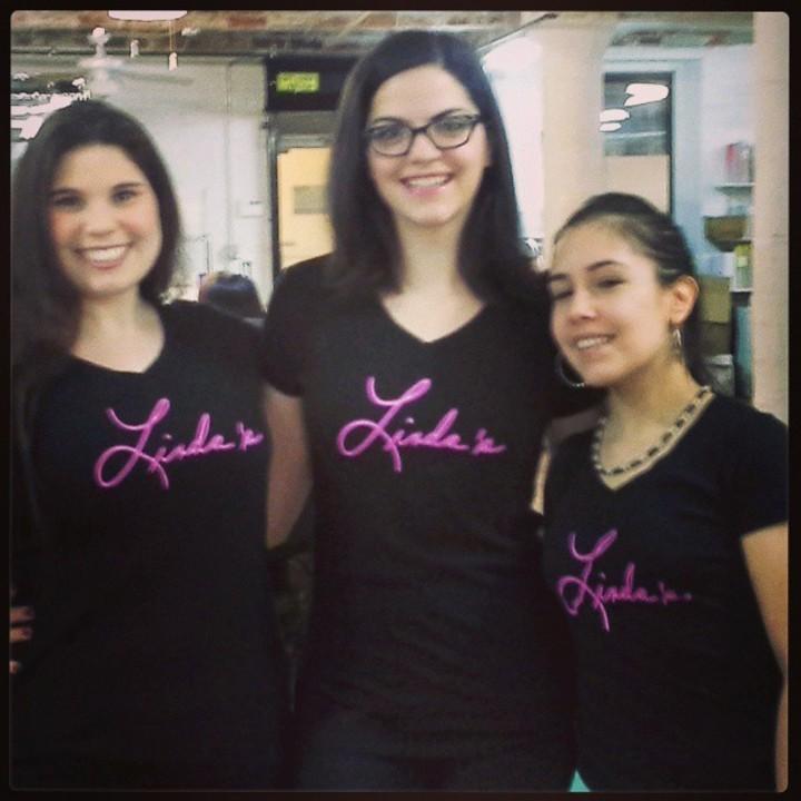 The Bra Divas At Linda's  T-Shirt Photo
