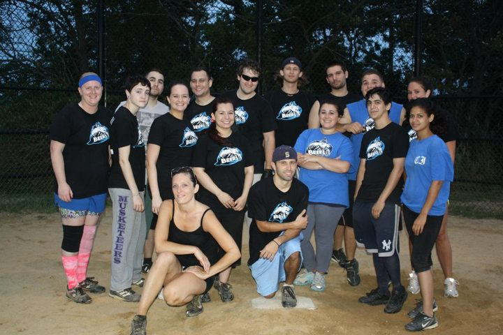 Polar Beers Softball T-Shirt Photo