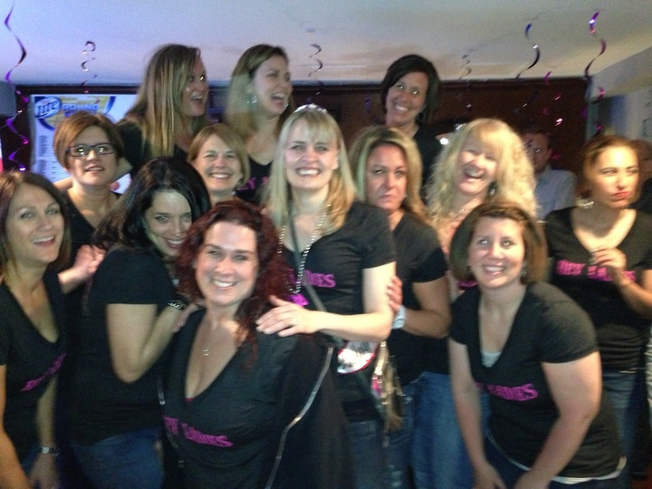 Hey Ladies Pub Crawl T-Shirt Photo