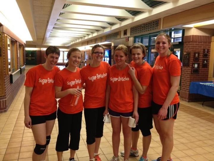 Team Sugar Britches T-Shirt Photo