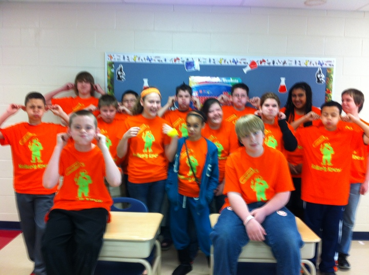Mrs. Keller's Krew T-Shirt Photo