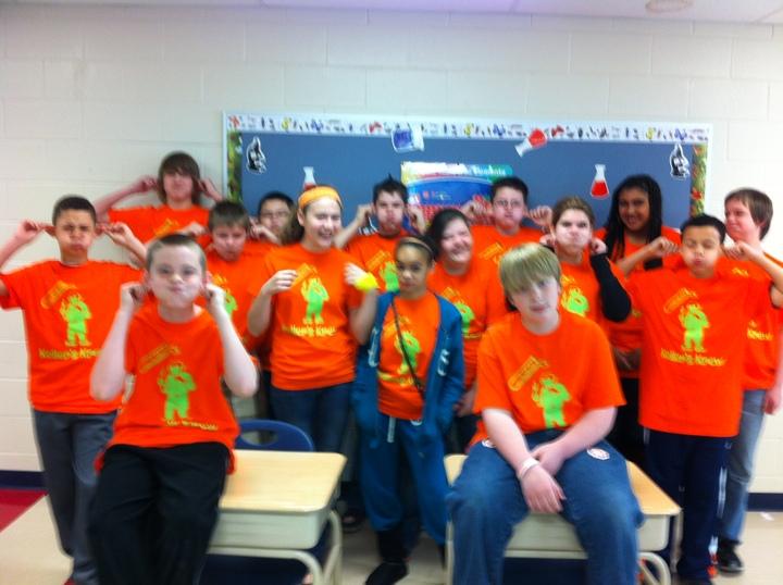 Mrs. Keller's Krew T-Shirt Photo