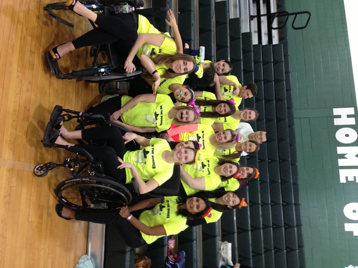 Wheelchair Basketball 2013 T-Shirt Photo
