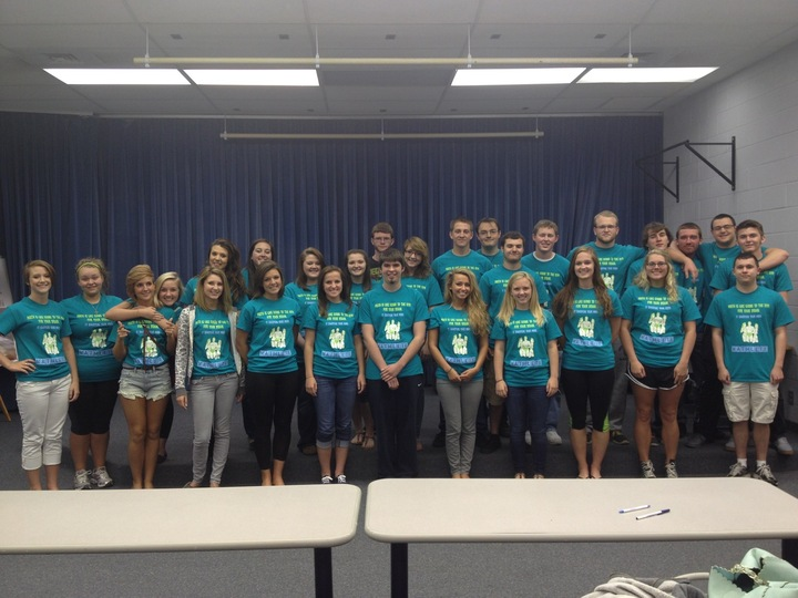 Svhs Ap Calculus 2013 T-Shirt Photo
