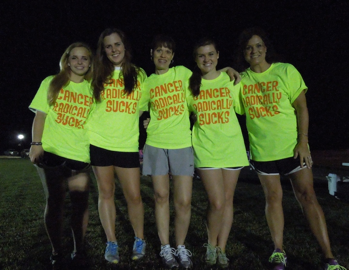 Relay For Life Team T-Shirt Photo