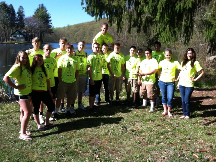 Ap Environmental Science Woodland Regional Hs T-Shirt Photo