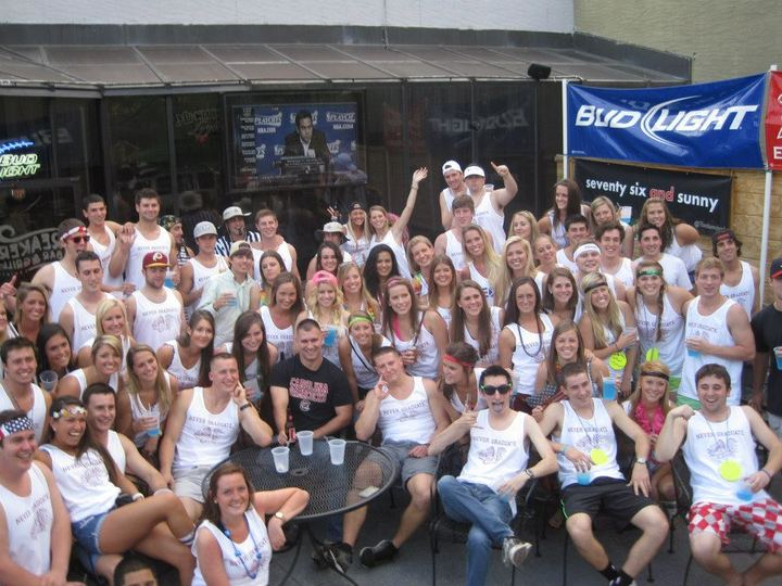 Usc Bar Crawl 2013 T-Shirt Photo