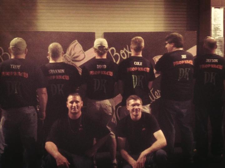 Dk Prop Krew T-Shirt Photo
