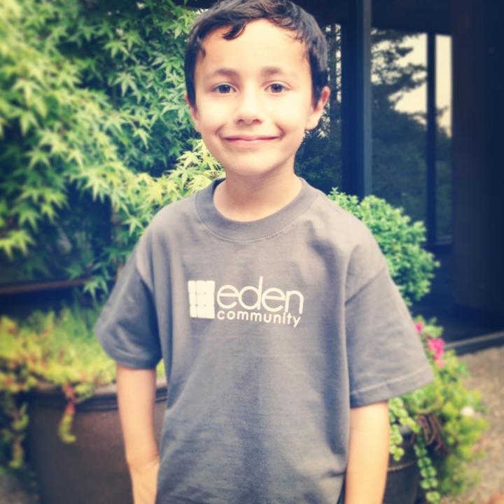 Eden Community T Shirts! T-Shirt Photo
