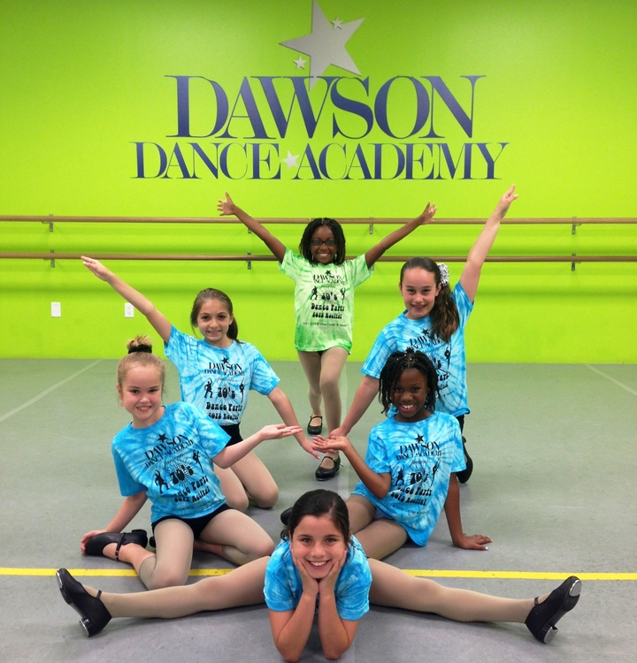 Dawson  Dancers Love Their Recital Shirts! T-Shirt Photo