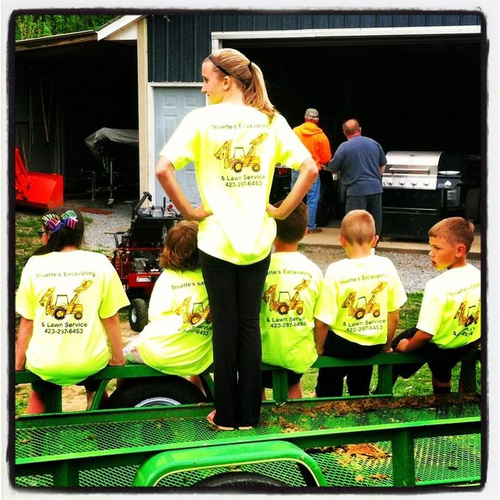 Grandpas Helpers T-Shirt Photo