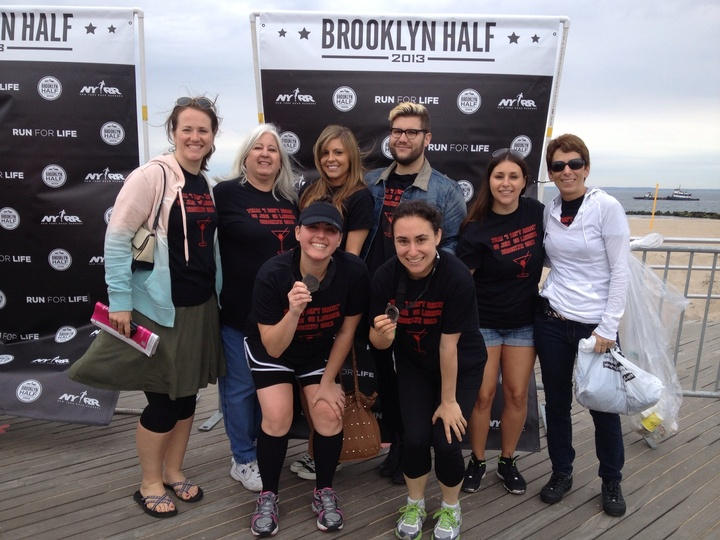 Brooklyn Half 2013! T-Shirt Photo
