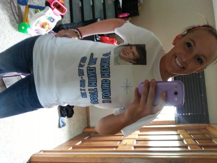 In Memory Of Scott Kull T-Shirt Photo