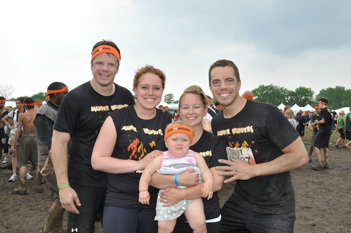 Mudder Brudders 2013 T-Shirt Photo