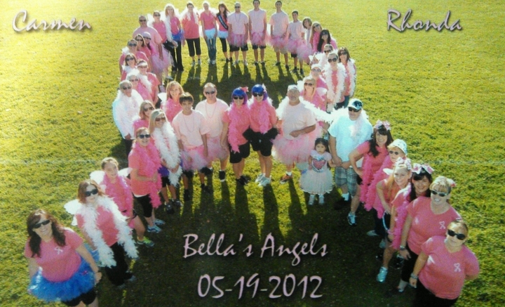 Bella Angels T-Shirt Photo