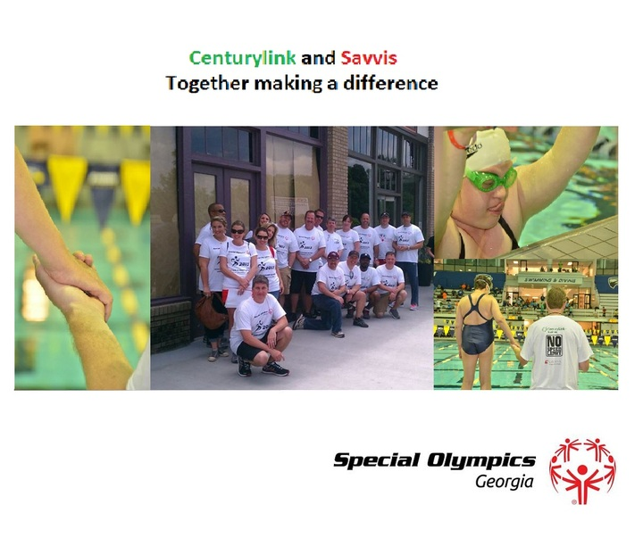 Centurylink And Savvis At Special Olympics T-Shirt Photo