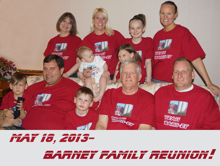 Barn Ey Reunion T-Shirt Photo